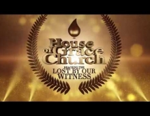 House of Grace church nairobi, kenya  Ident 3D model